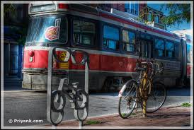 bike posts ttc